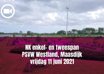 NK enkel- en tweespan Maasdijk (vrijdag)