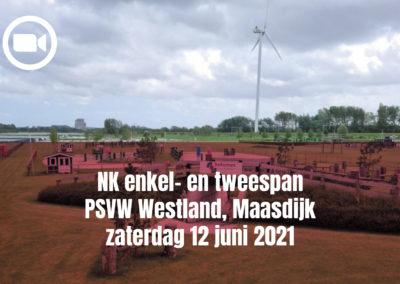 NK enkel- en tweespan Maasdijk marathon (zaterdag)
