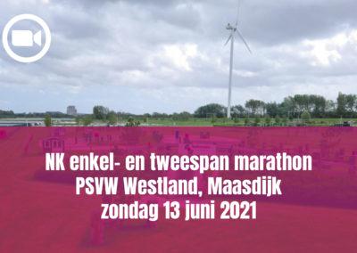 NK enkel- en tweespan Maasdijk (zondag)